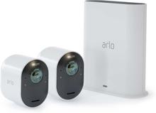Trådlöst videoövervakningssystem Arlo Ultra - Startpaket med 2 kameror