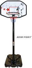 Basketstander - NEW PORT PRO