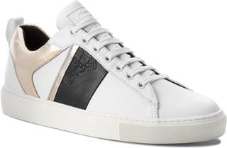 Sneakers VERSACE COLLECTION - V900714 VM00392 V858 Bianco/Nero/Oro