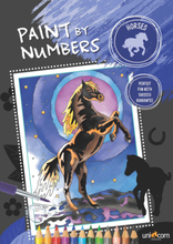 Paint by numbers - Horses edition