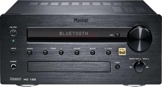 Stereo Receiver Magnat MC 100 2x35 W Svart