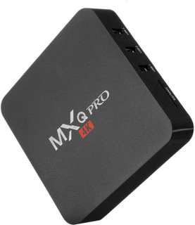 Mxq pro 4k - android tv box