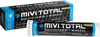 Mivitotal Brus Vitamin & Mineraltillskott 15 st