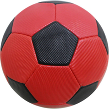 Læder fodbold - Ø 20 cm