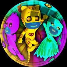 PJ Masks Plastikbold - 23 cm