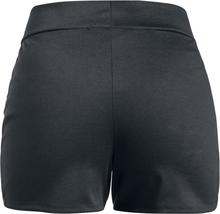 Outer Vision - Cloe High Waist Short -Hot pants - svart