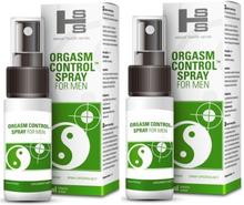 Orgasm Control Spray - 2 bottle