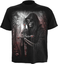 Spiral Men's SOUL SEARCHER T-Shirt - Black - S