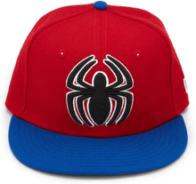 New Era 9Fifty Spiderman Red Royal Snapback