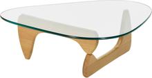 Vitra Noguchi sohvapöytä, tammi