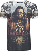 Warcraft Men's Durotan T-Shirt - White - S - White