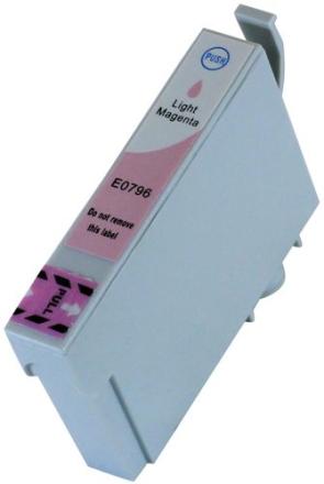 T0796 Blekkpatron light magenta for Epson