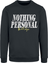 All Time Low - Nothing Personal Still Slaps -Collegegenser - svart