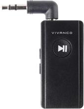 Vivanco Bluetooth Audio Receiver m. AUX - Sort