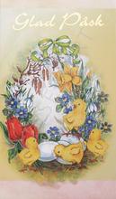 Kort - glad påsk