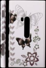 Valentine (Mørk Sommerfugler) Nokia Lumia 920 Deksel