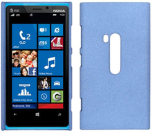 Rocksand (Blå) Nokia Lumia 920 Deksel
