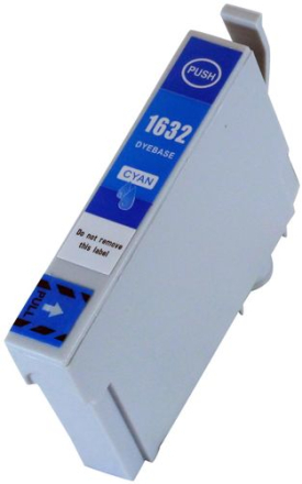 T1632 Blekkpatron cyan for Epson