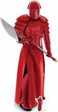 Star Wars: The Last Jedi Praetorian Guard with Spear Over-Sized Cut Out