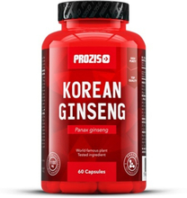 Korean Ginseng 60 Kapslar