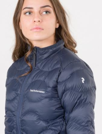 Peak Performance, Helium Jacket, Sininen, Takit / Fleecet / Liivit till Tytöt, 130 cm