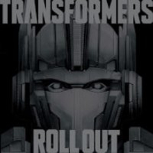 Transformers Roll Out - Picture Disc