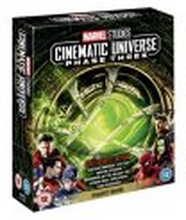 Marvel Studios Cinematic Universe - Phase 3 Part 1 (Blu-ray) (Tuonti Suom.Teksti)