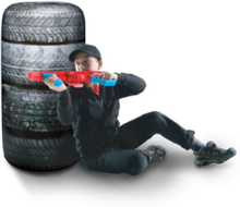 Battlezone Inflatable Tire Stack