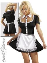Stuepigekjole - French Maid Large