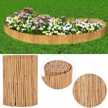vidaXL Staket bambu 500x30 cm