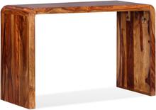 vidaXL Senkki/Pöytä Täysi seesampuu ruskea
