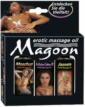 Magoon Massage pakke 3x50 ml