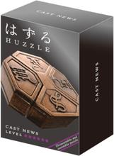 Hanayama Huzzle Cast News Hjernetrim i metall