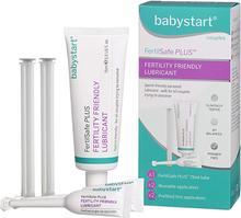 Babystart FertilSafe PLUS - Fertilitetsvennlig glidekrem