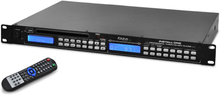 "Ibiza 19""-1u usb-cd player with tuner"