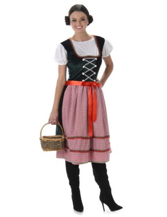 Oktoberfest - utklädnad vuxen