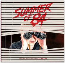 Summer Of 84 (Original Motion Picture Soundtrack) 2xLP