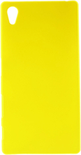 Sony Xperia Z5 Plast Cover Gul