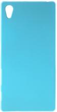 Sony Xperia Z5 Plast Cover Lyseblå