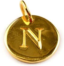 Beloved Letter Gold N, ONESIZE