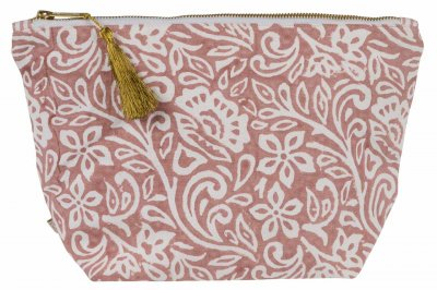 Chamois Toiletry Bag Jugend Fuchsia