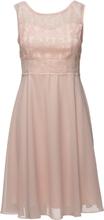 Arabella Dress Kort Klänning Rosa CREAM