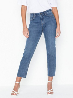 Noisy May Nmjenna Nw Straight Ankle Jeans X Straight fit