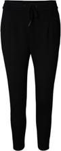 VERO MODA Loose Fit Trousers Women Black
