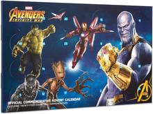 Marvel Avengers: Infinity War Sammelmünzen Adventskalender - Limited Edition