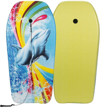 Waimea bodyboard delfinprint gul 52WU-GEE-Uni
