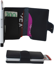 Plånbok med korthållare Safecard Blå