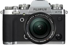 Fujifilm X-T3 + XF 18-55/2,8-4,0 LM OIS Silver, Fujifilm