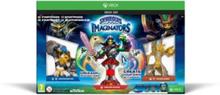 Skylanders Imaginators - Starter Pack (Nordic) - Microsoft Xbox 360 - Action/Adventure