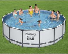 Bestway Steel Pro MAX swimmingpoolsæt 488x122 cm